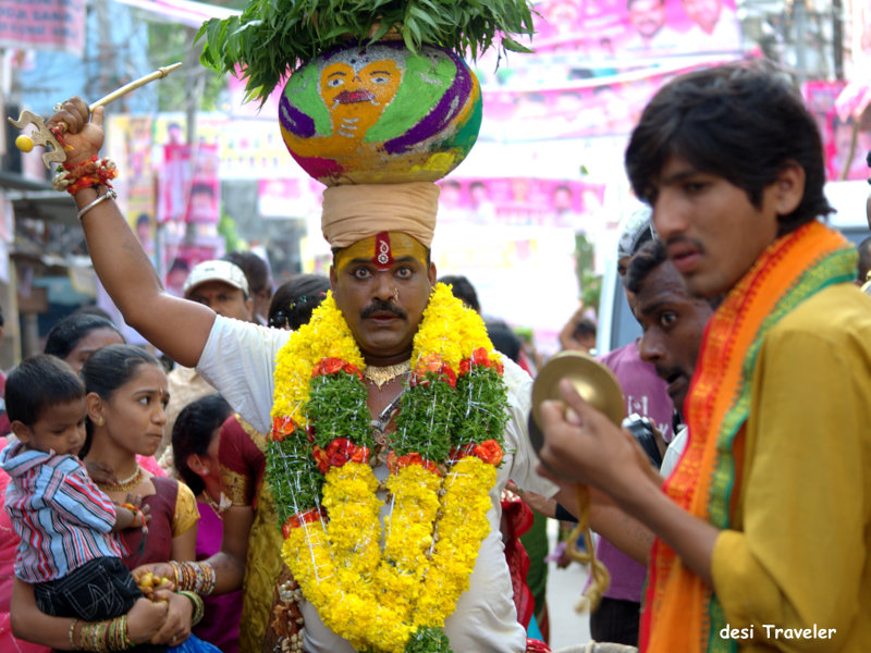 Bonalu A Unique Festival From Twin Cities Padhaaro Blog