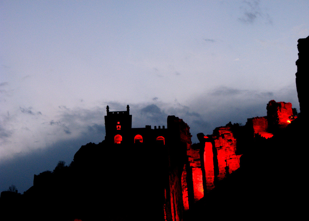 Night Show, Golconda Fort, Hyderabad