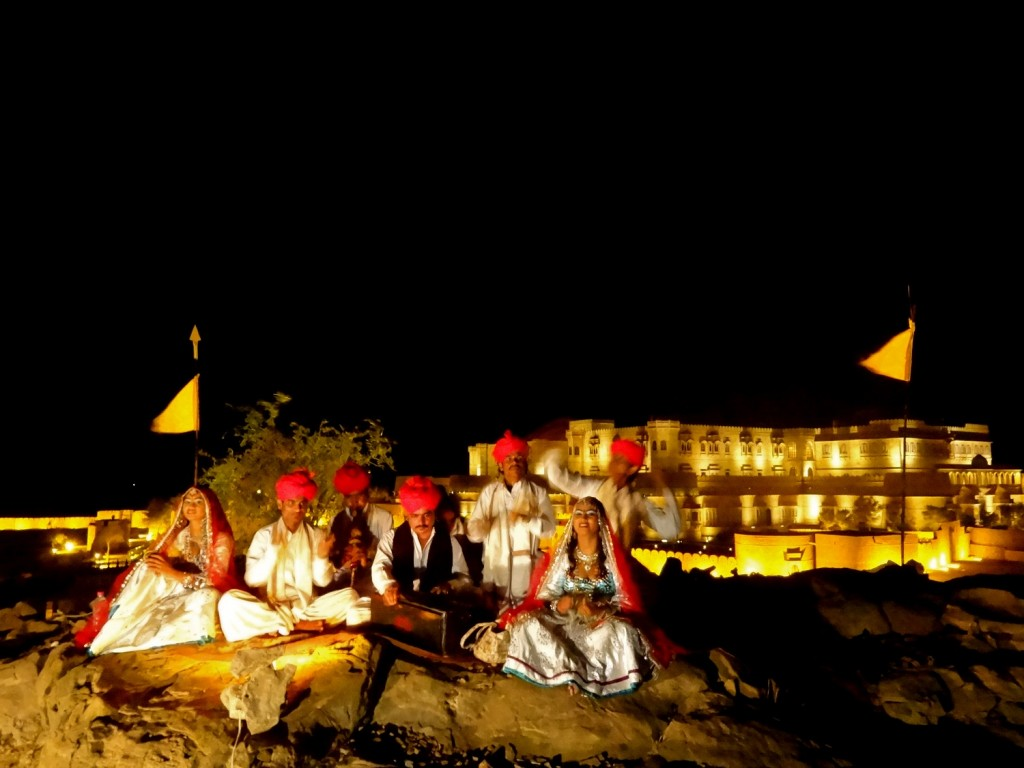 Traditional Music, Jaisalmer