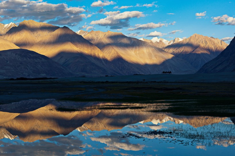 Nubra Valley | Image Credits: Dmitry Rukhlenko