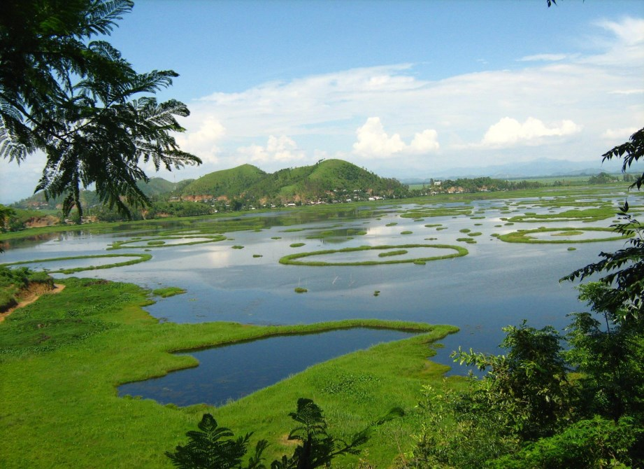 Come see the serenity of Manipur