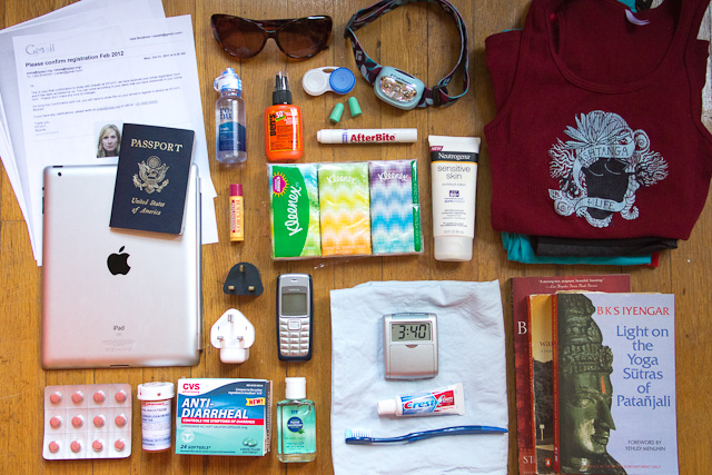 Things Your Bags Must Contain When You Are Visiting India
