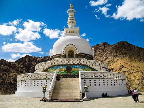 Buddhist Stupas in India you should take a visit to