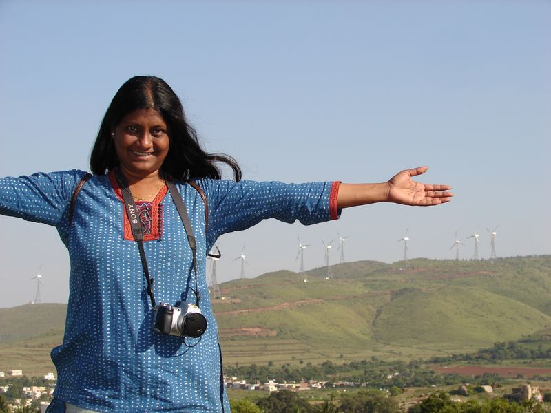 Anuradha Goyal India Travel Blogger