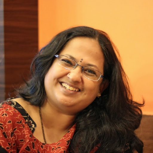 Anuradha Shankar India Travel Blogger