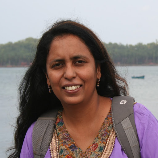 Mridula Dwivedi India Travel Blogger