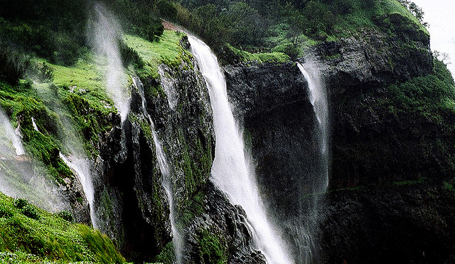 Matheran Waterfalls