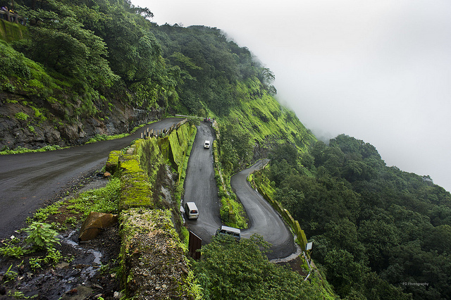 Road to Matheran