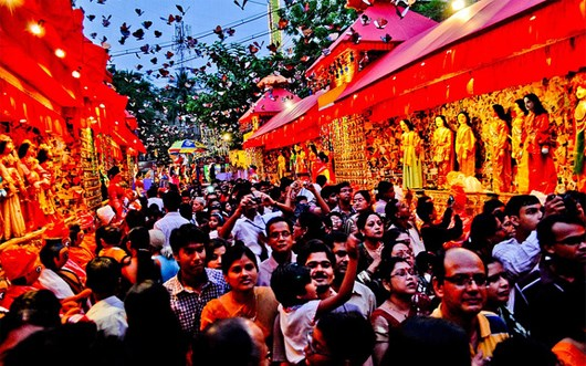 Durga Puja – A look at how it is celebrated in 5 different cities