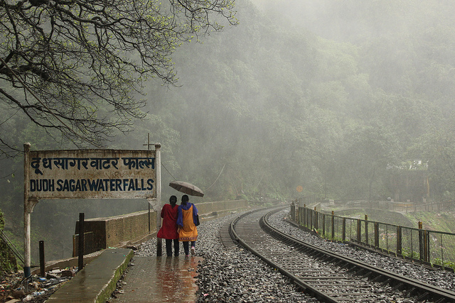 An Itinerary to the Waterfalls in India