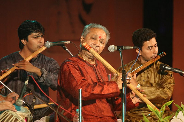 Music at Konark festival