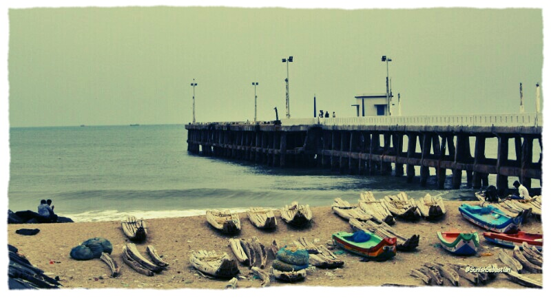 Pondicherry : Experiencing a Little France in India