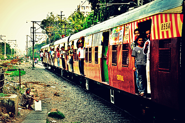 Mumbai-Local-Train