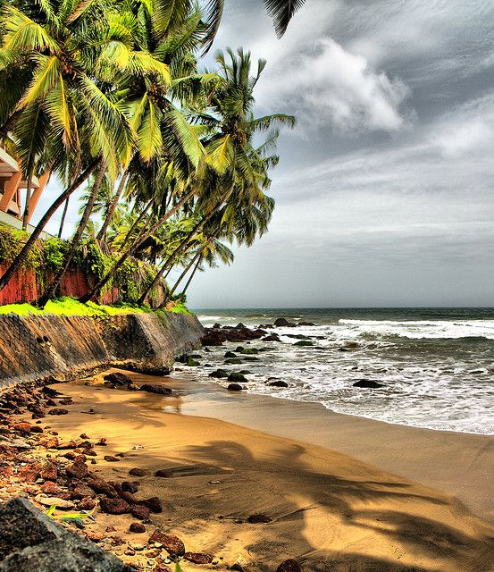 GOA BOGMALO BEACH