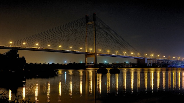 Hooghly Bridge