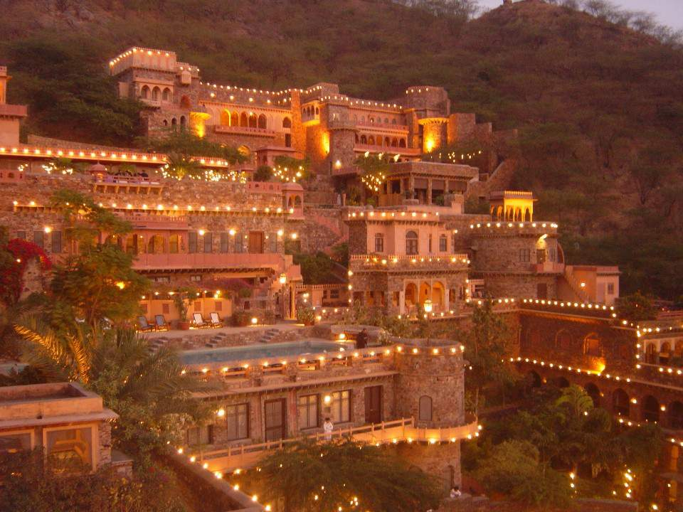 neemrana fort alwar