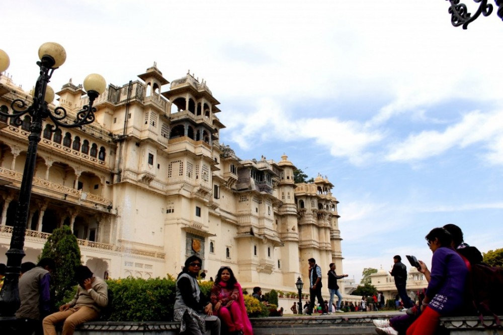 A visual delight of Udaipur