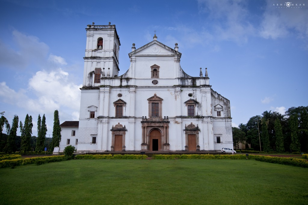 Se' Cathedral in Goa