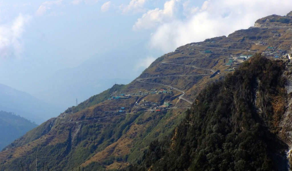 The thrill of snaking roads in Sikkim
