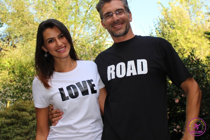 Around the world…in Love! – Natalie & Robson of Love and Road.