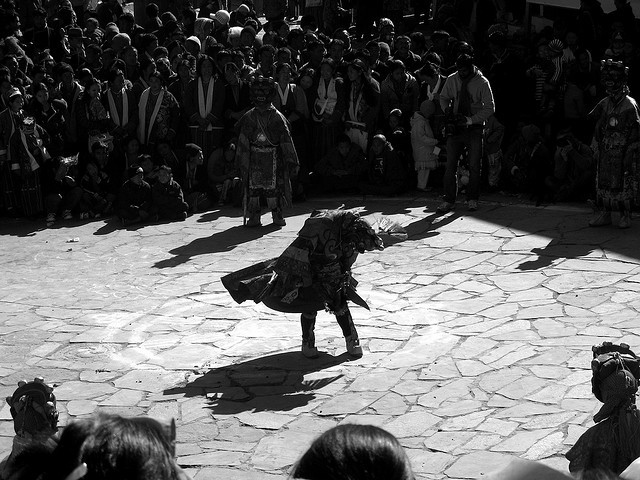 Traditional Dance of Sikkim