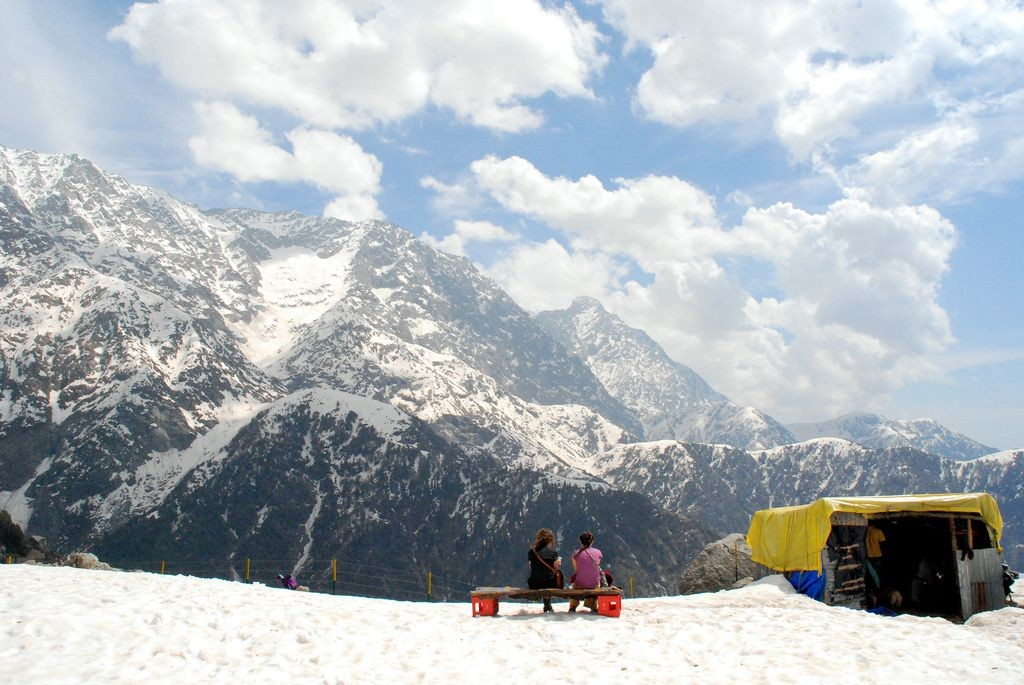 Triund in Dharamsala