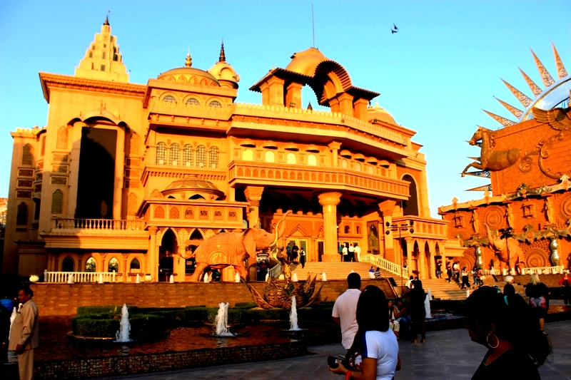 Bollywood odyssey at Kingdom of Dreams