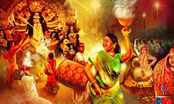 Mahalaya – Beginning of female power