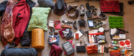 Backpacking Packing Source