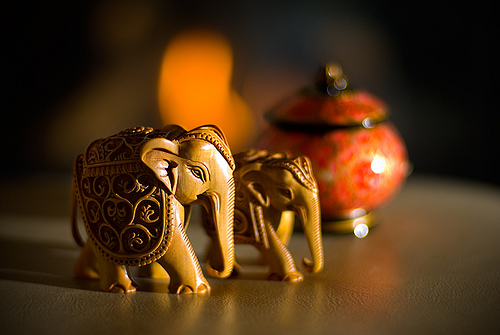 Souvenir from India Source
