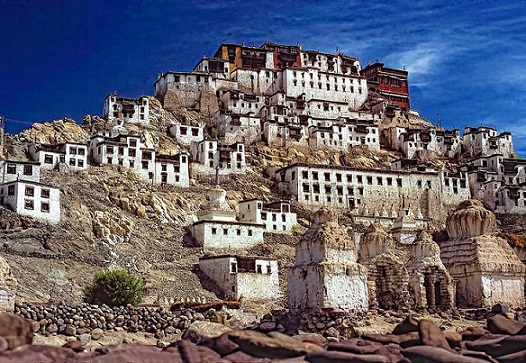 The Thiksay Monastery Source