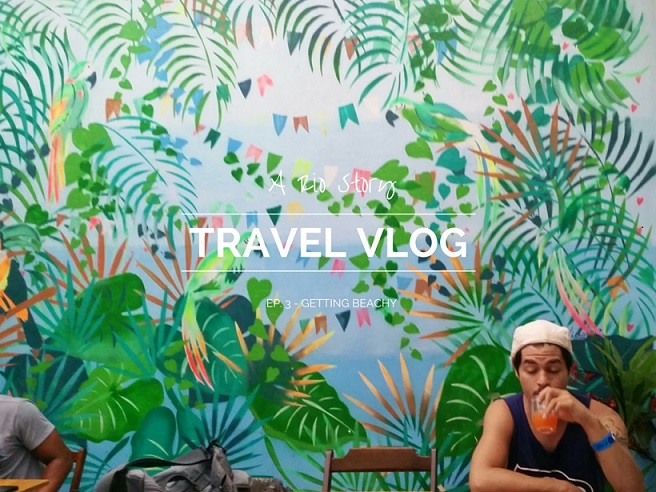 Another travel vlog for you to check! Source