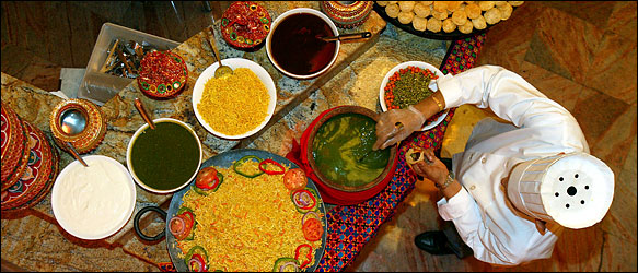 A bingeing treaty with Street Food in Delhi