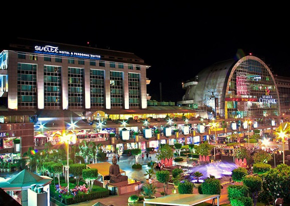 On a shopping spree? These malls are the places to be – Malls in Delhi