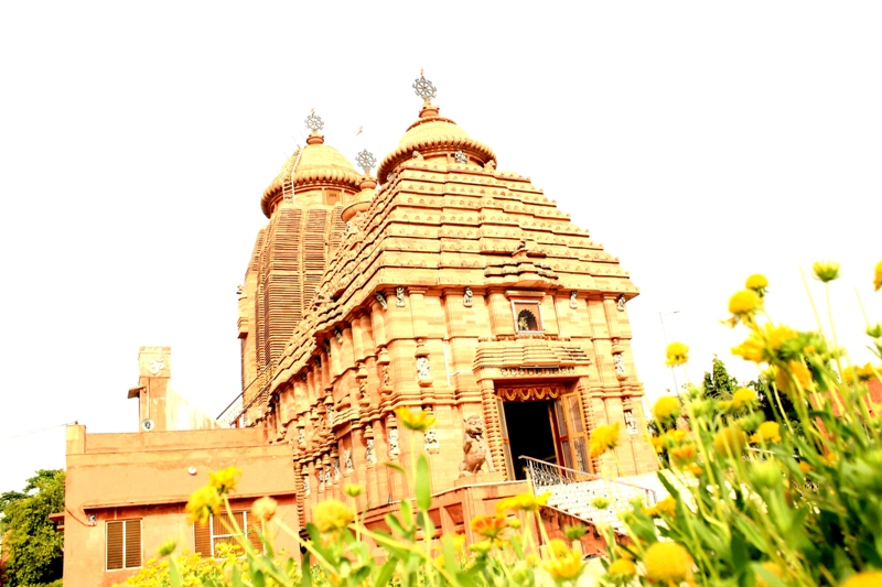 Shri Chaitanya temple at Goverdhan is a must visit. Photo: Amit M Sengupta