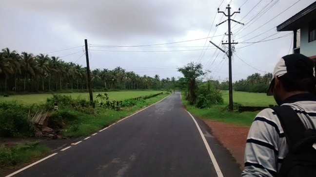 Goa in the monsoons