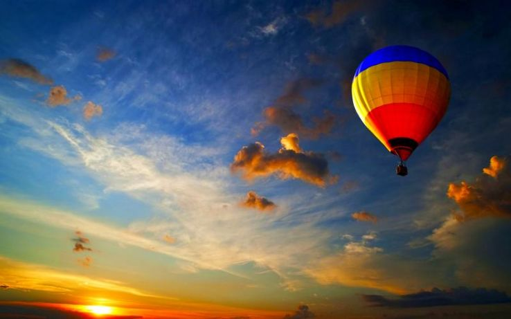 Hot_Air_Balloon Rides in India