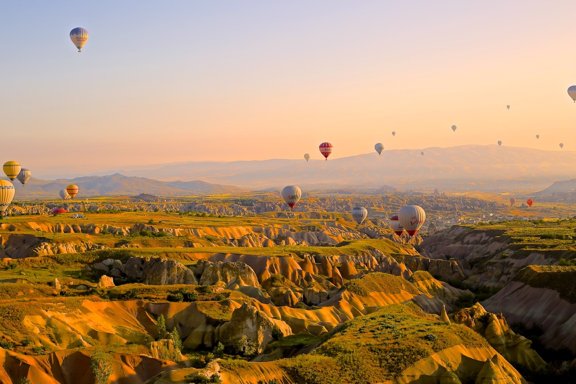 Hot Air Balloon rides in India