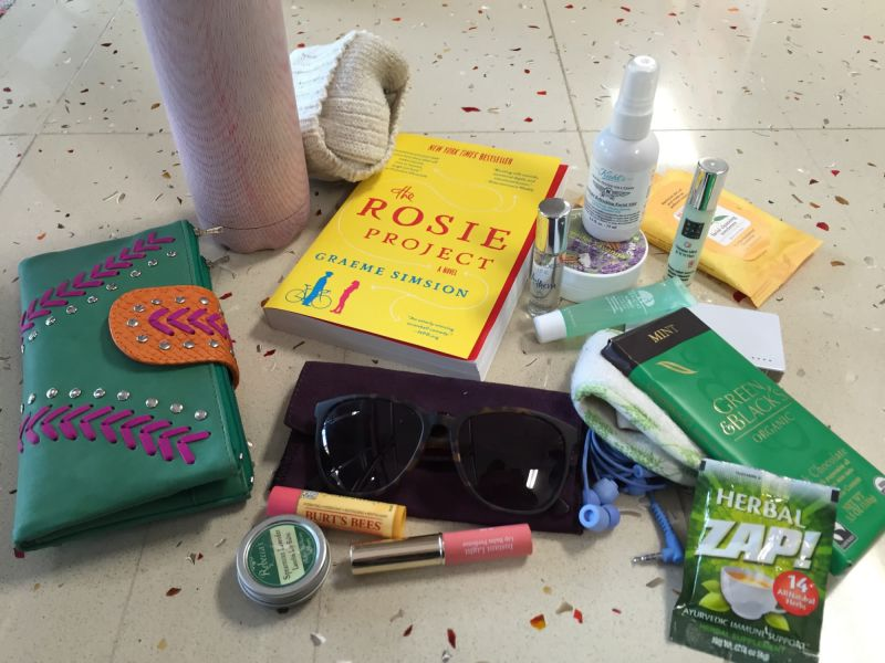 accessories for female travelling in India