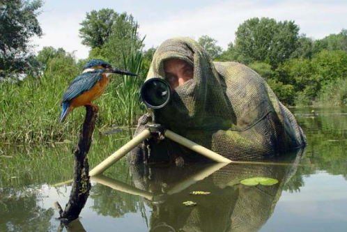 Sometimes you need to go the extra mile for the perfect shot. Image source: tribayana.ru