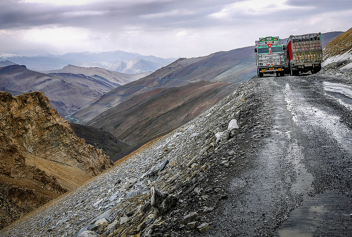 10 of the Most Scenic Routes in India!