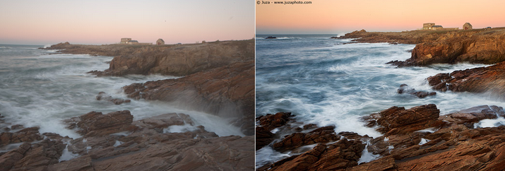 How post processing can transform a picture. Image source: juzaphoto.com