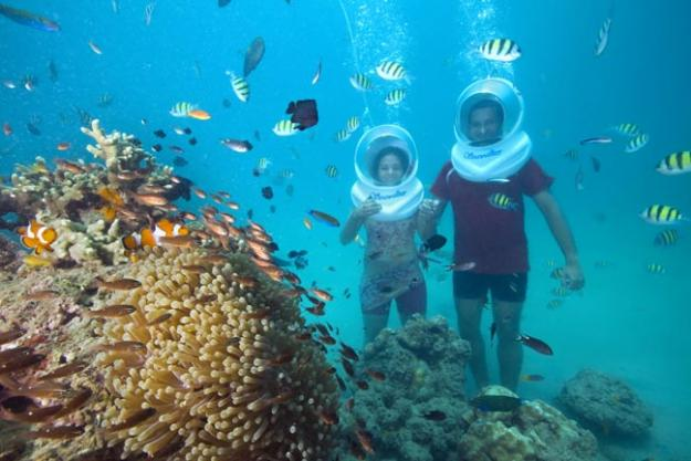 Adventure activities in the Andaman and Nicobar Islands!