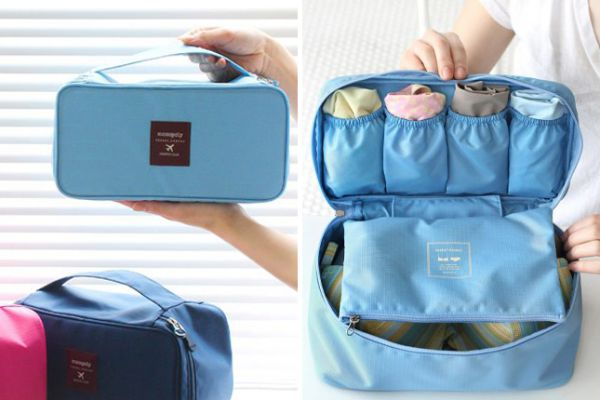undergarment case for girls while travelling