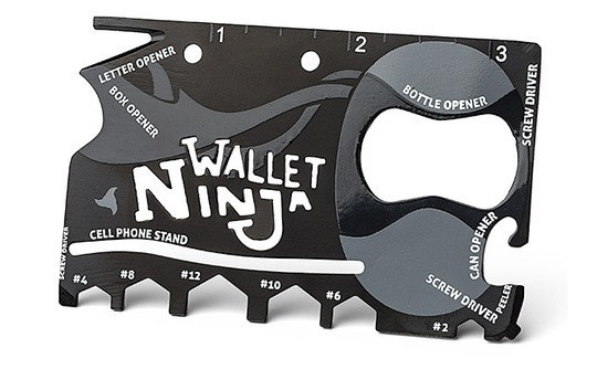 Wallet Ninja Source: the Inquirer