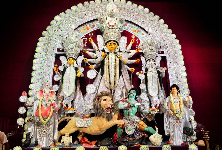 Five things you should know about Durga Puja traditions
