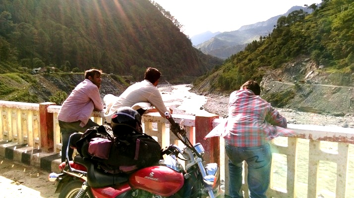A road trip through Uttarakhand that every biker must experience once!