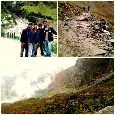 Trek to Hemkund!