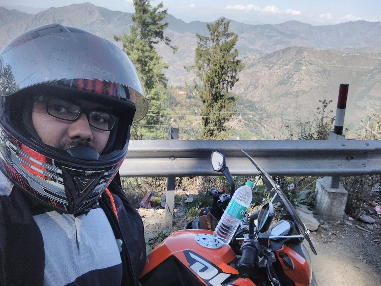 Travelogue : My Bike Ride from Delhi to Shimla
