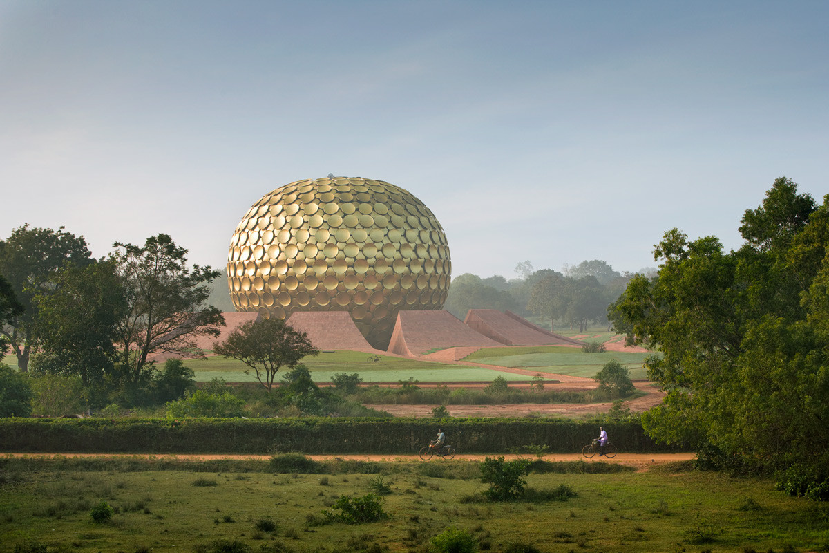 High on Auroville